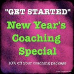 """Get Started"" New Year's Coaching Special"
