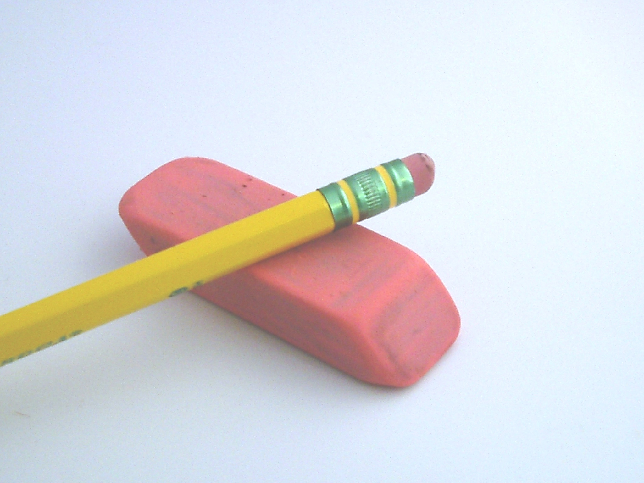 essay on why do pencils have erasers In each child's container you will find: a pencil, an eraser, a handheld sharpener, one box of 24 crayons, and 12 colored pencils everything that they could possibly need for the work that.