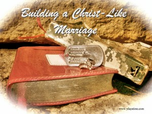 Christlike marriage