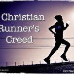 The Christian Runner's Creed