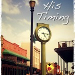 Trust in His Timing (#EverydayJesus)