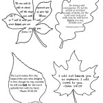 Fall Promises (Printable & #EverydayJesus Linkup)