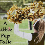 A Little Pep talk… (Army Wife Network)
