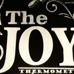 My Joy Thermometer