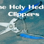 The Holy Hedge Clippers