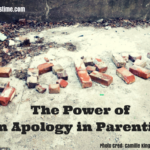 The Power of an Apology in Parenting