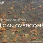 Because of Jesus: Photo Series #3